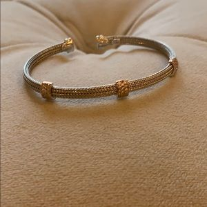 Jewelry - Fishtail studded bracelet